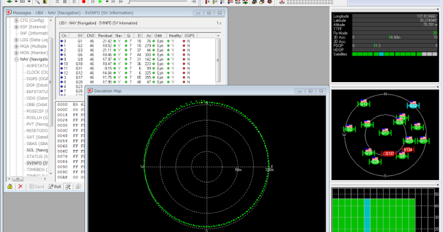 GPS-SDR-SIM – Software-Defined GPS Signal Simulator – Julio Della Flora
